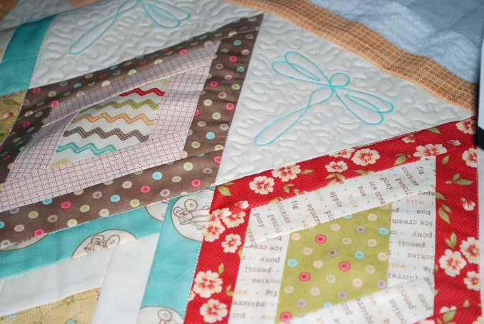 Dragonfly-quilting