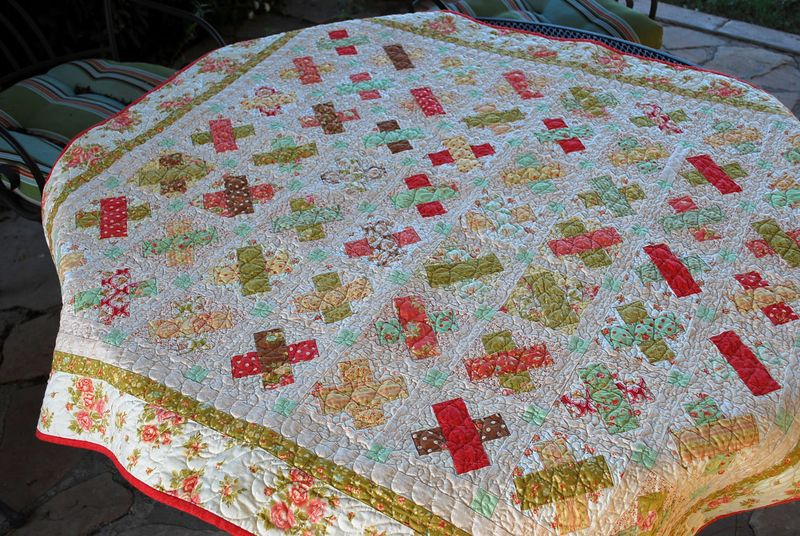 Fresh Figs Club quilt 3