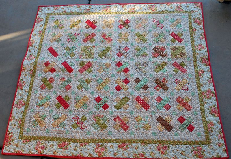 Fresh Figs Quilt from Club