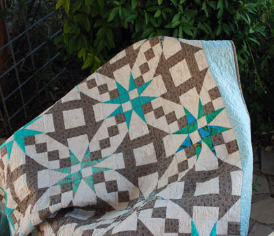 Quilt-in-a-chair